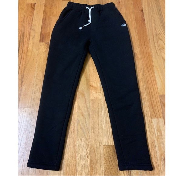 Pants - Women's Warm Sherpa Lined Athletic Jogger Pants